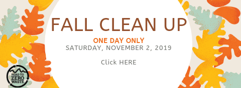 Fall clean up for website