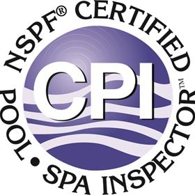 NSPF Certified Pool/Spa Inspector
